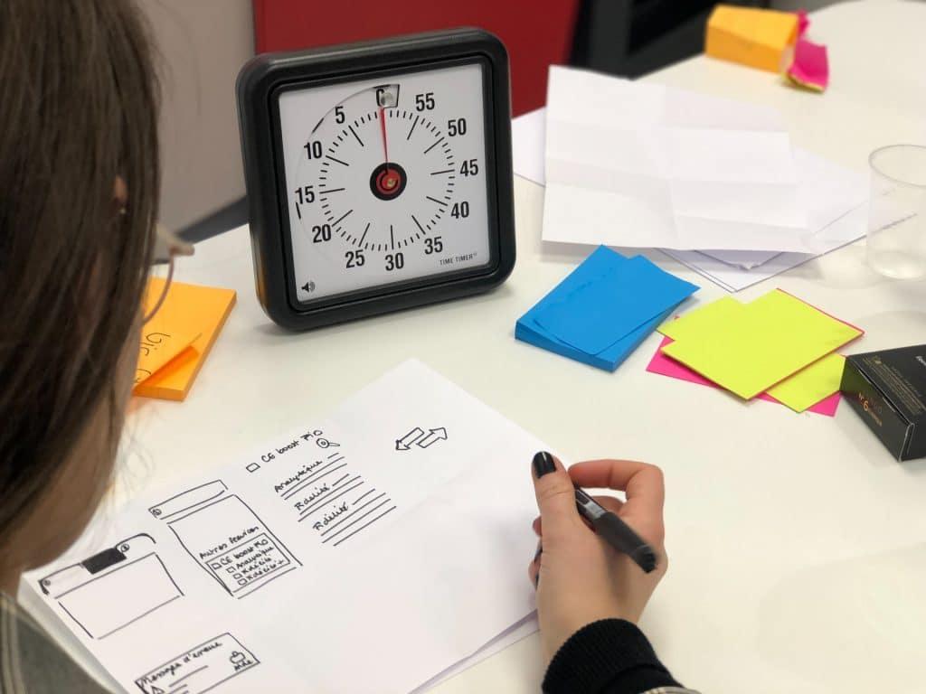 O que é design sprint?