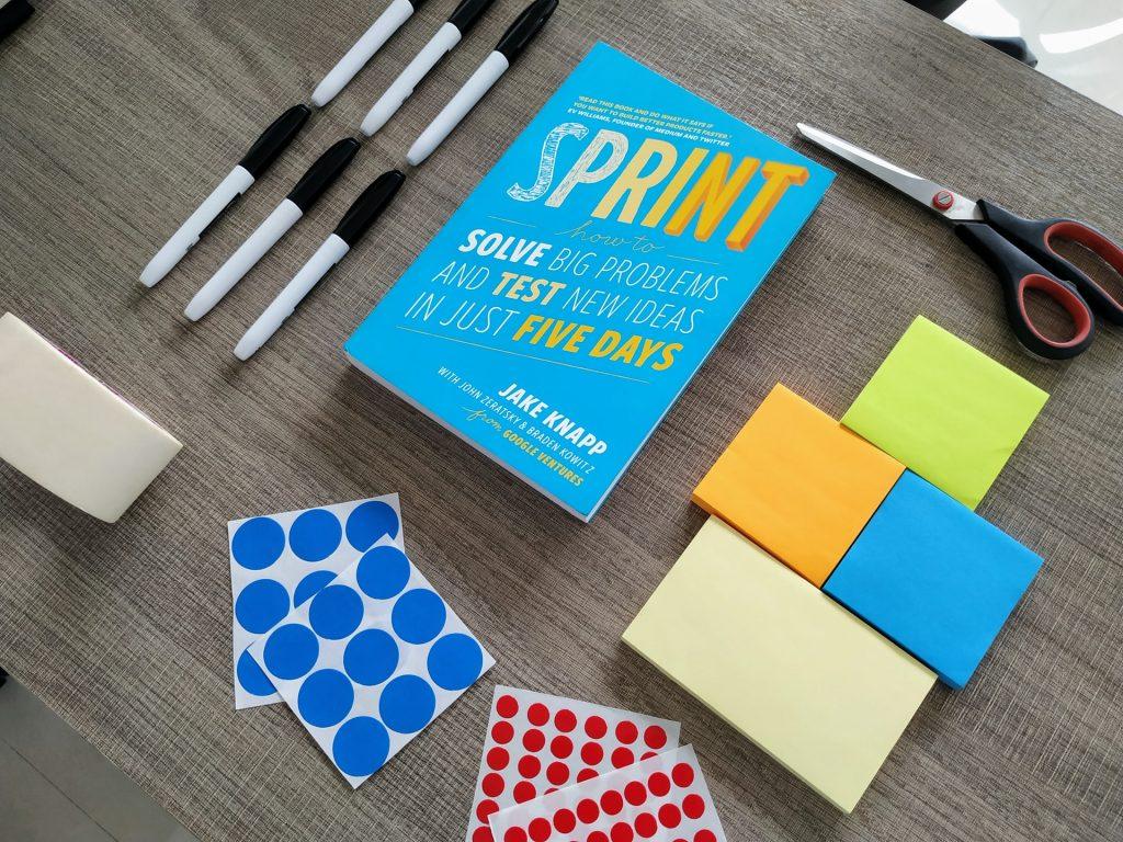Sprint: O Método Usado no Google Para Testar e Aplicar Novas Ideias em Apenas Cinco Dias