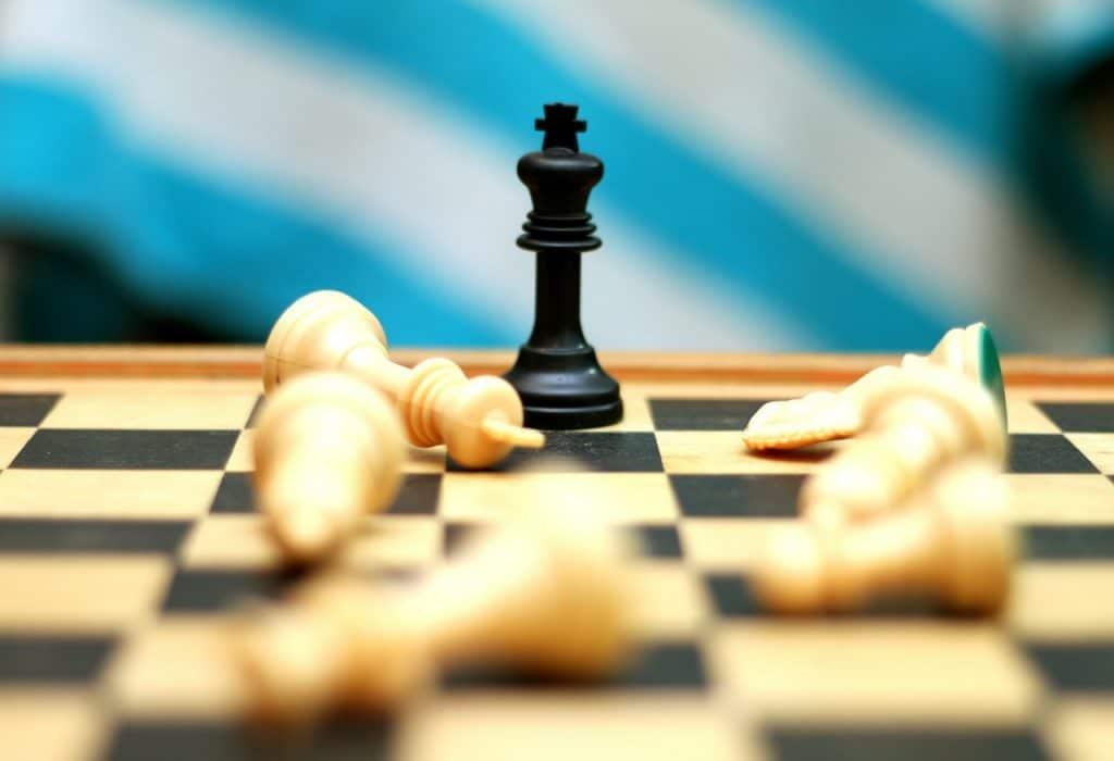 Como no xadrez, a tecnologia é uma experiência completamente estratégica.